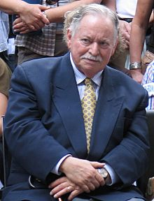 Photo de Jacques Parizeau en août 2007