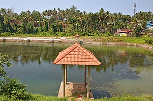 Jagannathaswamy temple lake.jpg