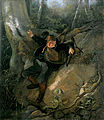 Jagdunglueck (Carl Spitzweg).jpg
