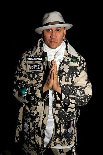 Taboo (rapper) - Taboo in 2016