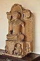 Jain Tirthankar Parshwanath - 1014 CE - Kagarol - ACCN 40-2874 - Government Museum - Mathura 2013-02-23 5076.JPG