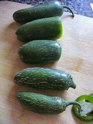 Jalapeño - Jalapeño peppers