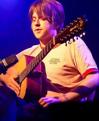 James Blackshaw - Blackshaw performing at La Maroquinerie