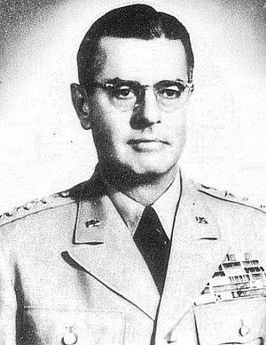 James Edward Moore - General James E. Moore