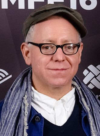 James Schamus - Schamus at the Monclair Film Festival, 2016