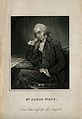 James Watt. Engraving after C. F. von Breda, 1792. Wellcome V0006168.jpg