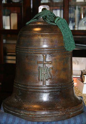 Kirishitan - Japanese-Portuguese Bell Inscribed 1570, Nantoyōsō Collection, Japan