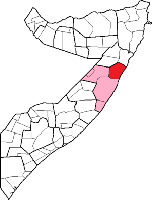 Jariban District - Image: Jariban District