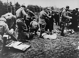 Jasenovac concentration camp Concentration camp run by the Ustaše in Croatia during World War II