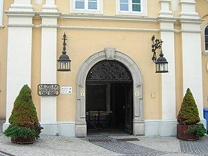 Wejście do Muzeum 600-lecia