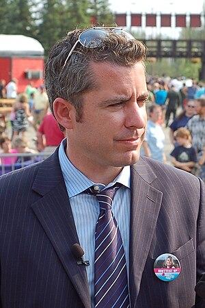 Jason Jones (actor) - Jones in July 2009