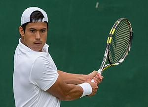 Jason Kubler - Image: Jason Kubler 2, 2015 Wimbledon Qualifying Diliff