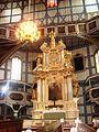Jawor - Kościół Pokoju w Jaworze - wnętrze S.JPG