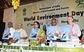 "Jayanthi Natarajan releasing the book ""National Wetland Atlas"", at the World Environment Day function on the theme ""Think, Eat, Save Reduce Your Foodprint"", in New Delhi. The Member, Planning Commission.jpg"
