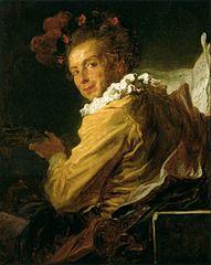 La musique - Portrait de M. de la Bretèche