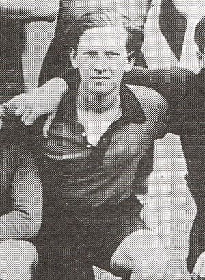 Stade Rennais F.C. - Jean Prouff, pictured in 1935, led Rennes to its major successes.