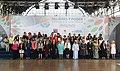 Jefa de Estado participa en la fotografía Oficial del Evento de Alto Nivel ONU Mujeres (16661994601).jpg
