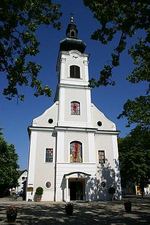 Jennersdorf Pfarrkirche