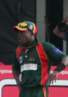 Jerome Taylor Jamaican cricketer