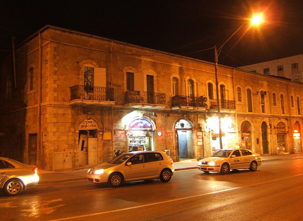 Jerusalem 31 Jaffa Road 01