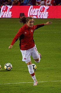 Jessie Fleming Canadian footballer
