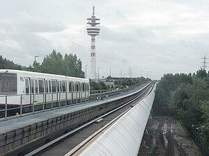I-Trans cluster - Image: Jielbeaumadier metro ligne 2 vda 2010