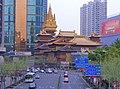 Jing'an Temple, Shanghai - panoramio.jpg