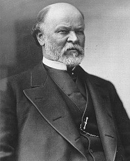 John Chilton Burch American politician