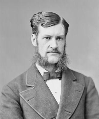 John D. White - Image: John D. White Brady Handy cropped