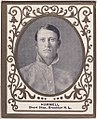 John Hummel, Brooklyn Superbas, baseball card portrait LCCN2007683732.jpg