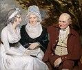 John Johnstone, Betty Johnstone, and Miss Wedderburn E11307.jpg