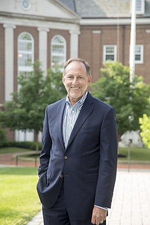 John C. Knapp - Image: John Knapp W&J President