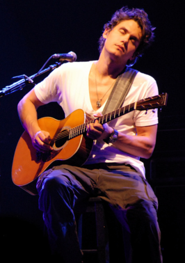 John Mayer in 2007
