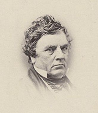 John Botts - John Minor Botts Collection of the U.S. House of Representatives
