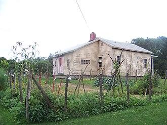 John W. Jones House - Image: John W Jones 3