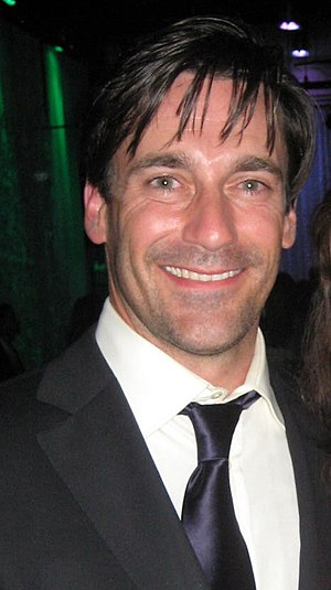 Don Draper - Hamm has received two Golden Globe Awards and a Primetime Emmy Award for his performance