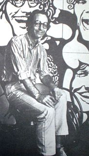 Argentine singer-songwriter and painter