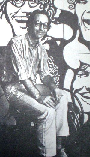 Vega, Jorge de la (1930-1971)