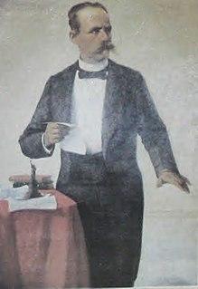 José Gualberto Padilla Puerto Rican poet, physician, journalist, and politician