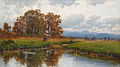 Josef Schoyerer - Landschaft bei Bad Aibling.jpg