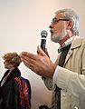 Journée Wikipédia, objet scientifique 2013 02 Michel Chauvet.JPG