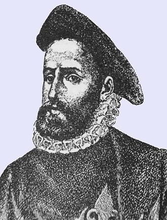 Juan Ramírez de Velasco - Image: Juan Ramírez de Velasco