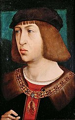 Philipp the handsome (1478-1506)