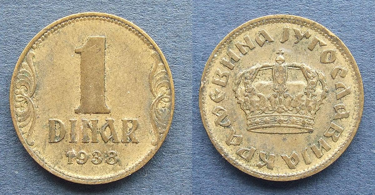 Yugoslav Dinar Wikipedia