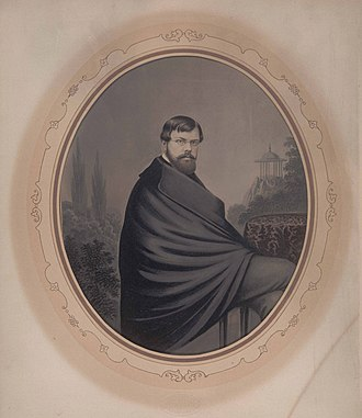 Justin Winsor - Winsor in 1854, at age 23.