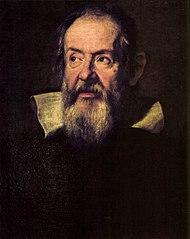 Portrait de Galilée