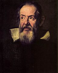 Galileo Galilei - Porträt von Justus Sustermans (1597-1681)