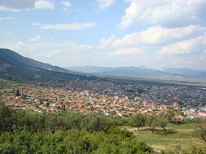 Kırkağaç - Image: Kırkagaç