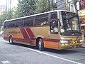 Kōchi-ken Kōtsū bus in Kobe.JPG