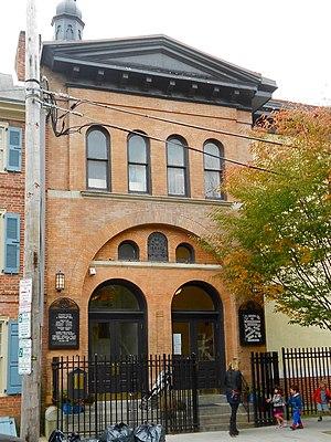 Congregation Kesher Israel (Philadelphia) - October 31, 2014